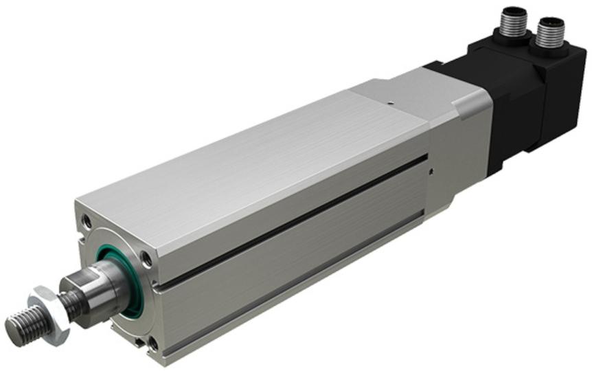 Mini-vérins électriques MCE, Unimotion, Transtechnik